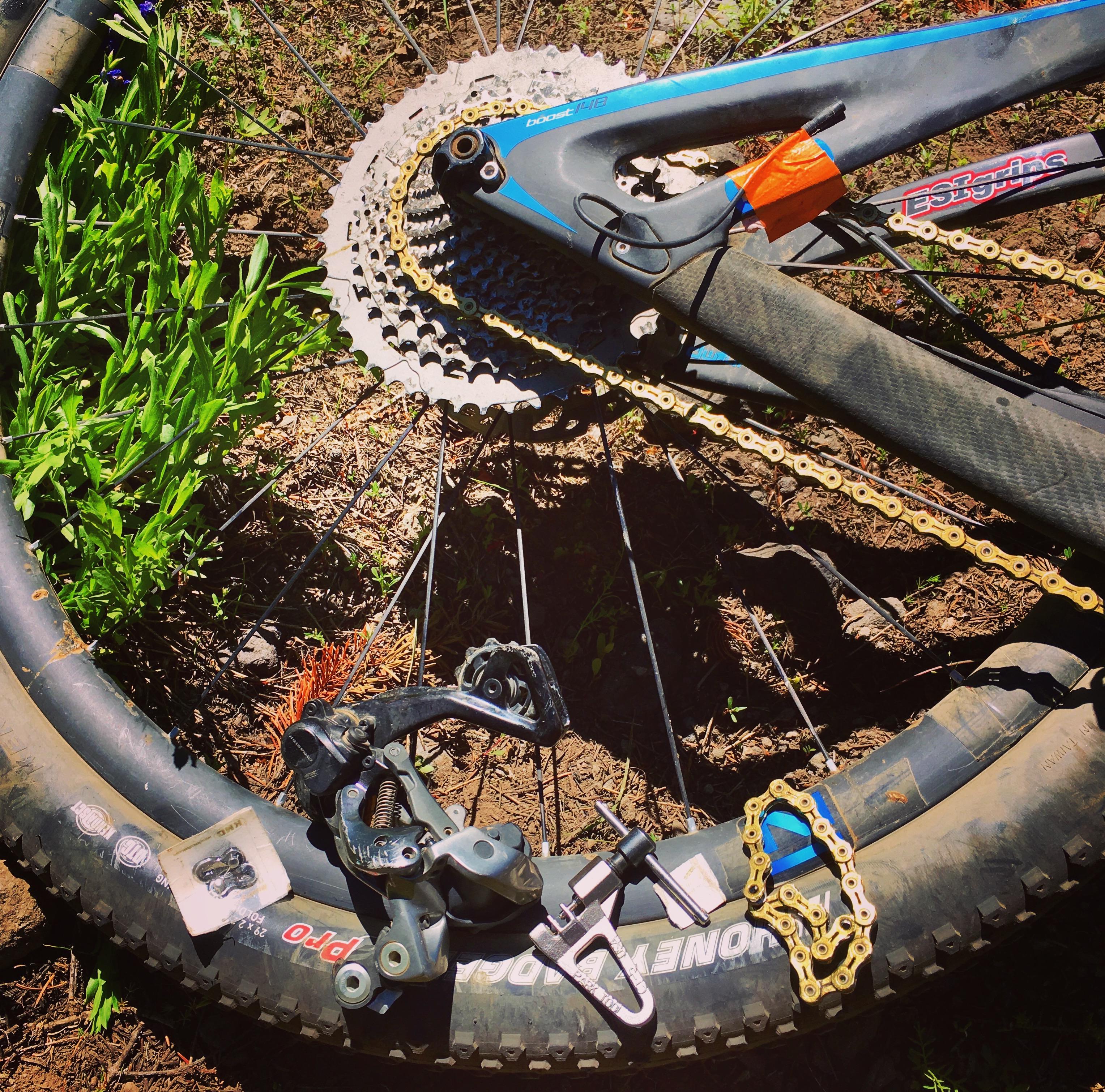 Trailside Repair
